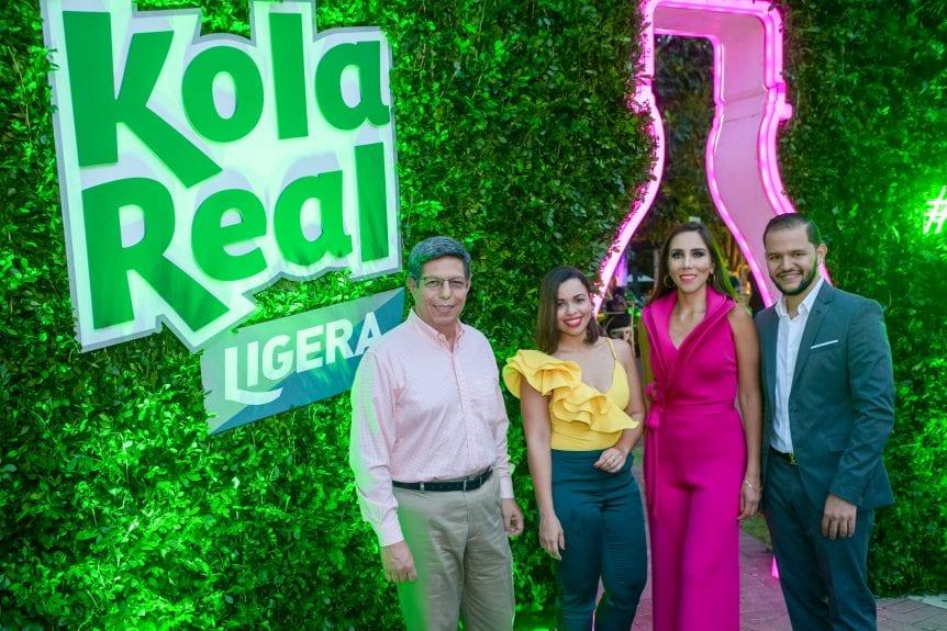 Lanzamiento de Kola Real Ligera