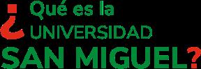 Universidad San Miguel